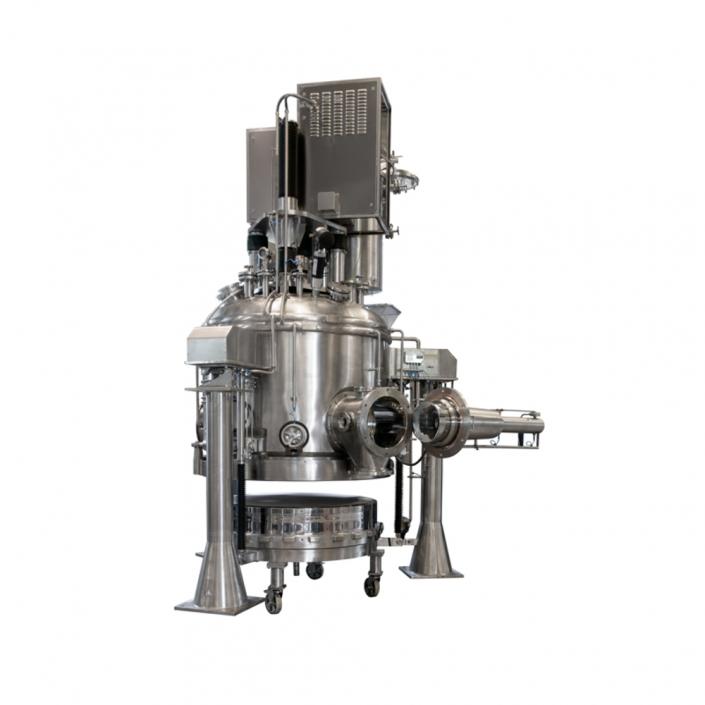COMBER Pressofiltro® Pharma-Ausführung