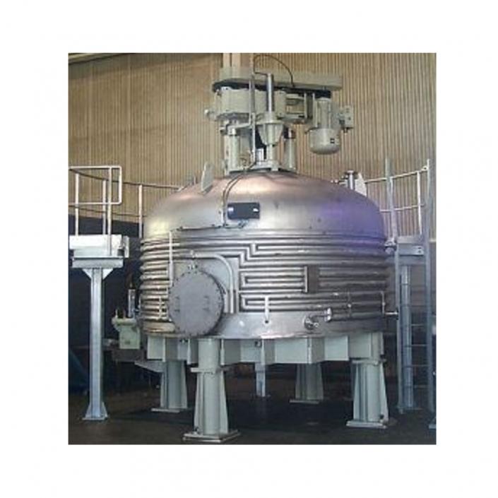COMBER Pressofiltro® Chemie-Ausführung