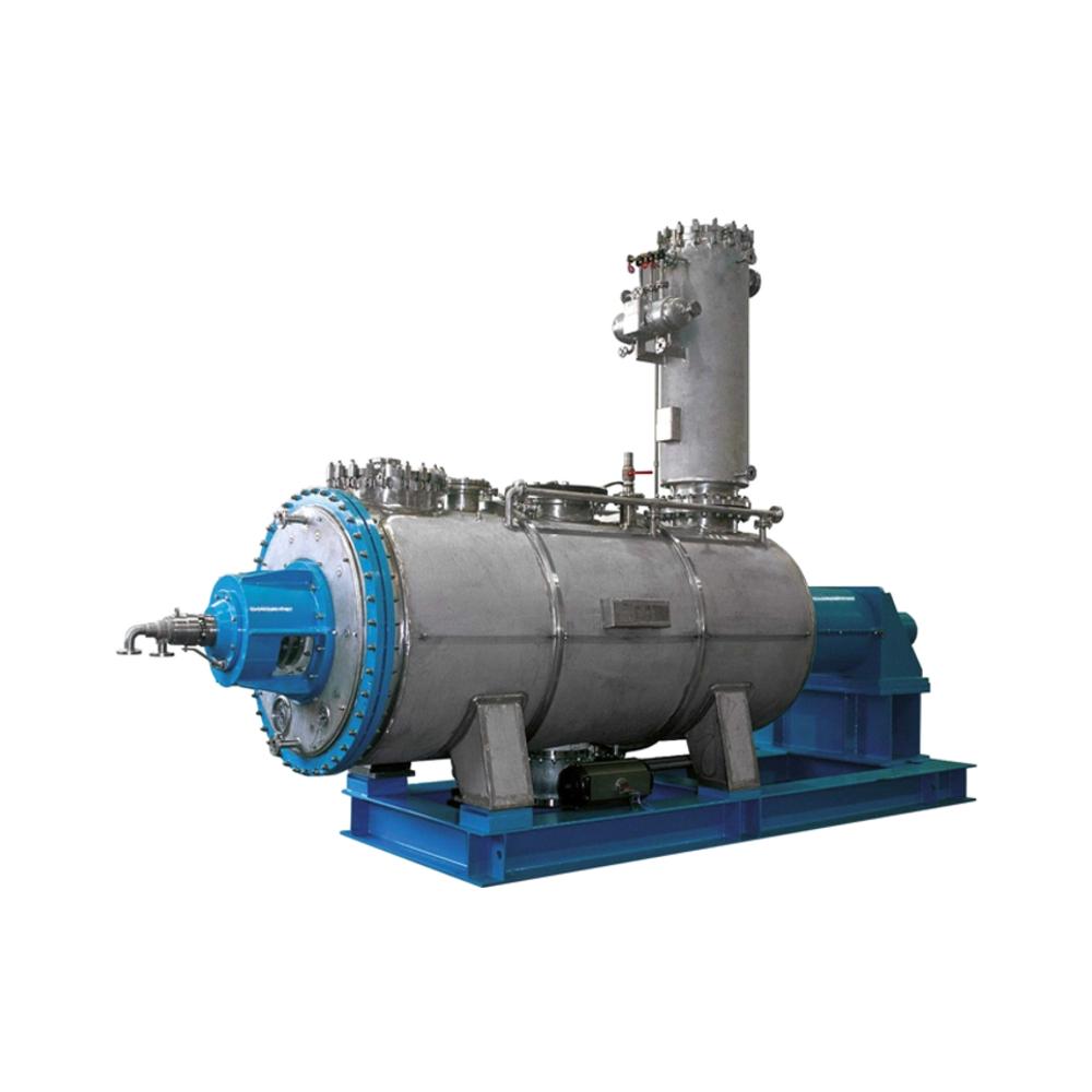 Horizontaler Vakuum Schaufeltrockner/Reaktor COMBER Termomix®
