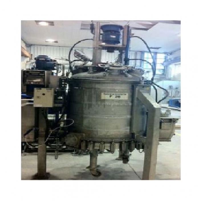 Nutschenfilter/Filtertrockner - Baujahr 1992
