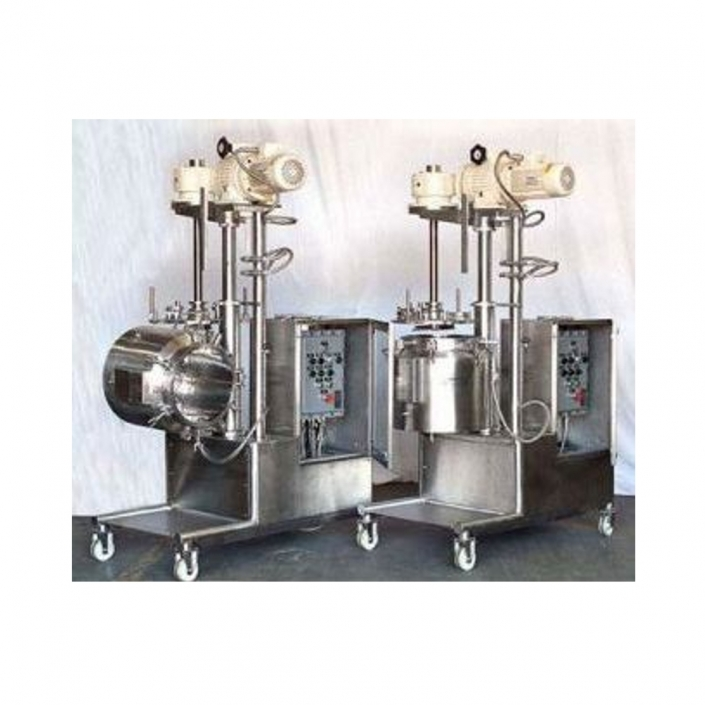 Pilotanlage Filter, Filtertrockner & Vakuum-Trockner