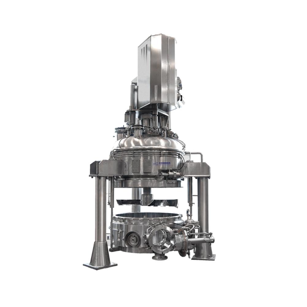 Vakuum Schaufeltrockner COMBER Turbodry®